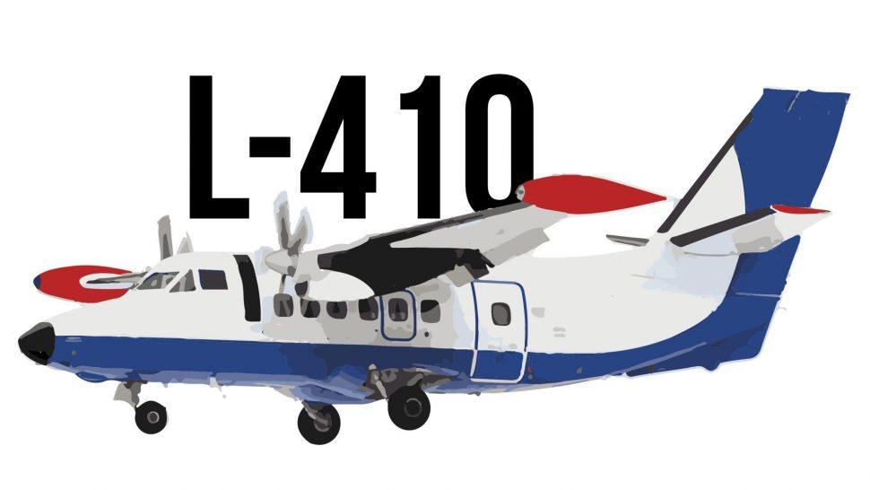 Ložiská pre L 410 motor M601