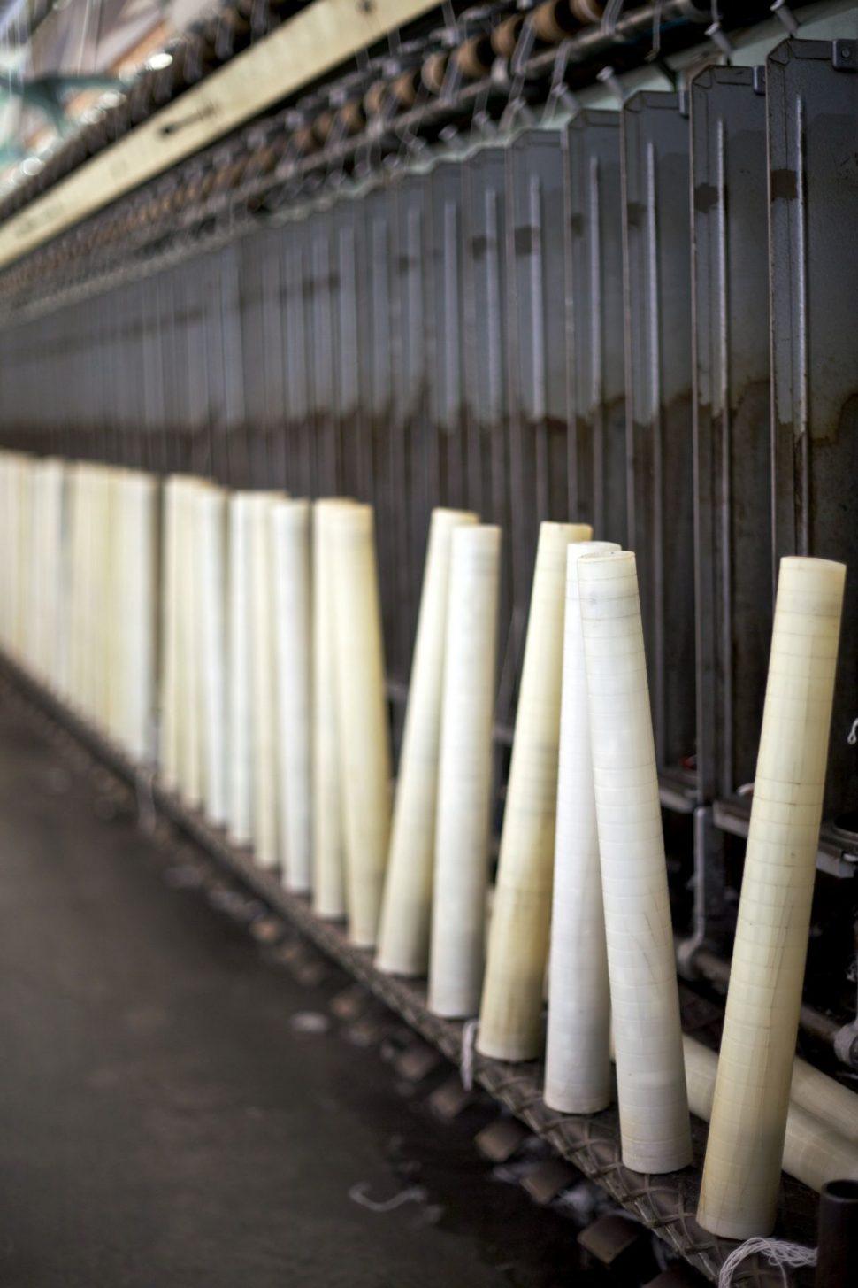 Ložiská pre textilné stroje