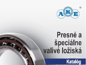 AKE Precise and special rolling bearings