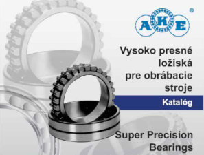 AKE high-precise bearings for machine tools